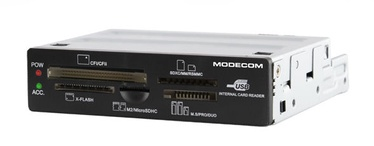 Modecom Card reader MC-CR107 Silver/Black