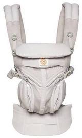 Сумка-кенгуру ErgoBaby Omni 360 Baby Carrier All-In-One Cool Air Mesh Pearl Grey