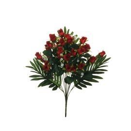 Dirbtinių gėlių puokštė kapams 80-334329
