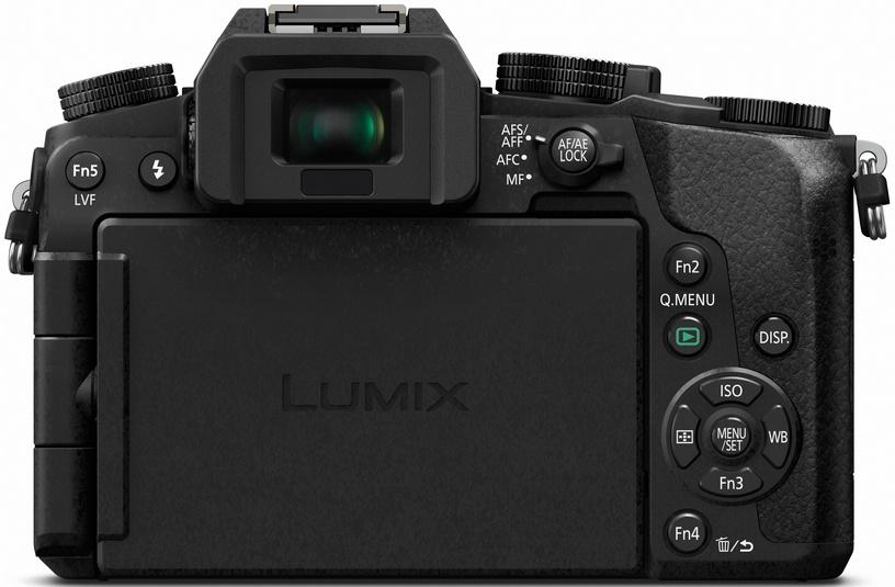 Panasonic Lumix G DMC-G7 + Lumix G Vario 12-60mm f/3.5-5.6 Black