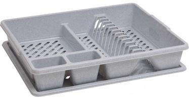Сушилка для посуды Curver Dish Dryer 45x38x8,8cm Grey