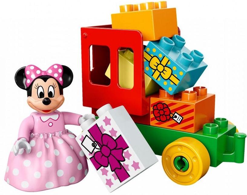 Конструктор LEGO Duplo Mickey&Minnie Birthday Parade 10597 10597, 24 шт.