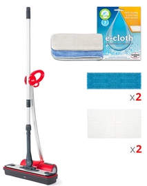 Polti Steam Cleaner Moppy Red