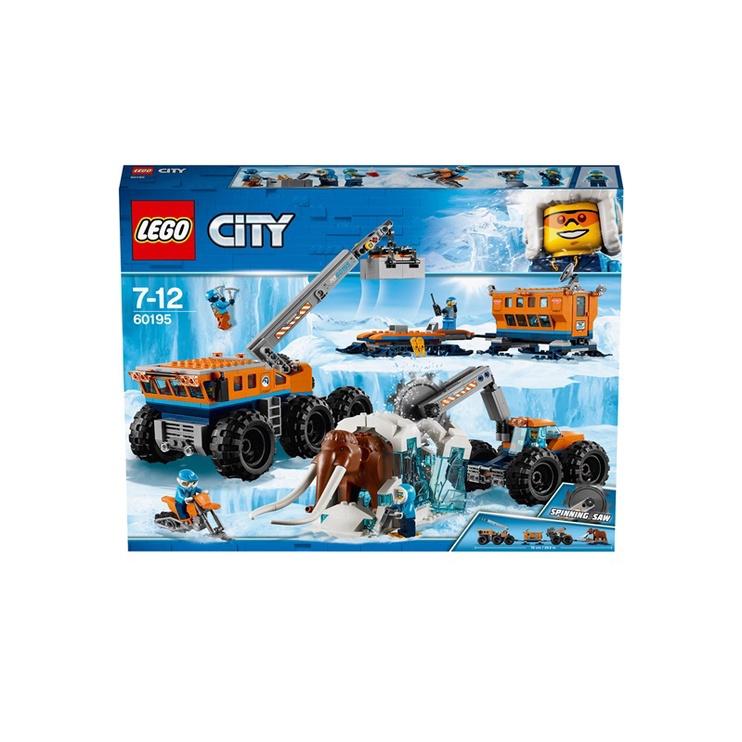 Konstruktor LEGO City Arctic Mobile Exploration Base 60195