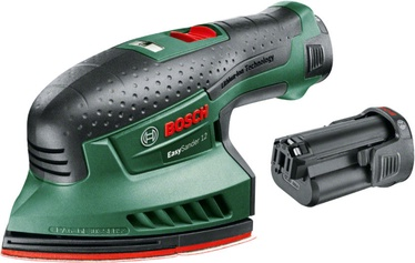 Bosch EasySander 12 Angle Grinder with 2 Batteries