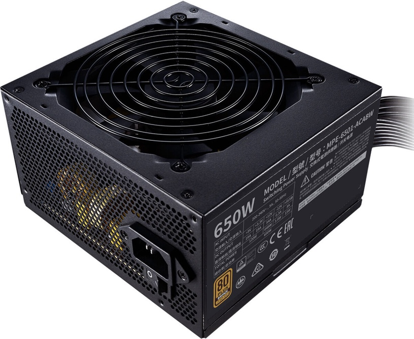 Cooler Master MWE 650 Bronze V2 230V