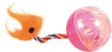 Trixie 4165 Set of Ratting Balls with Tails 2pcs