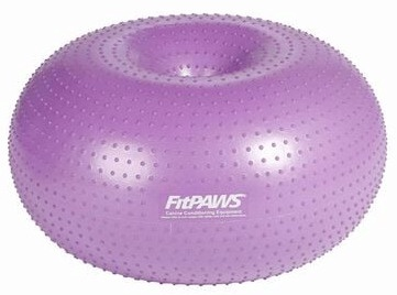 Rotaļlieta sunim Fit Paws Pet Balance Ball