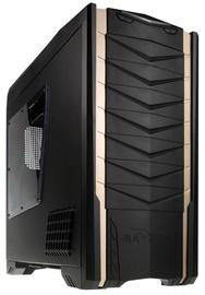 SilverStone SST-RV03B-W Big Tower Black/Gold