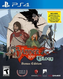 Banner Saga Trilogy: Bonus Edition PS4