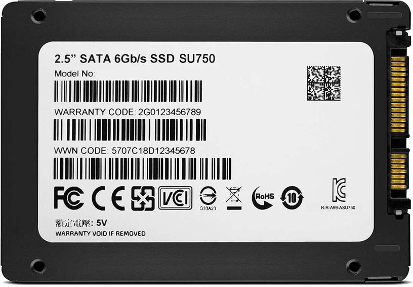 "Adata Ultimate SU750 2.5"" SATAIII"