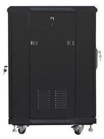 "Lanberg Rack Cabinet 19"" 15U FF01-6615-12B"