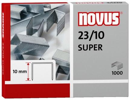 Novus Staples 1000pcs Nr.23/10