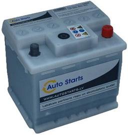Аккумулятор Auto Starts, 12 В, 44 Ач, 440 а