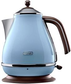 Электрический чайник De'Longhi KBOV2001AZ Azure