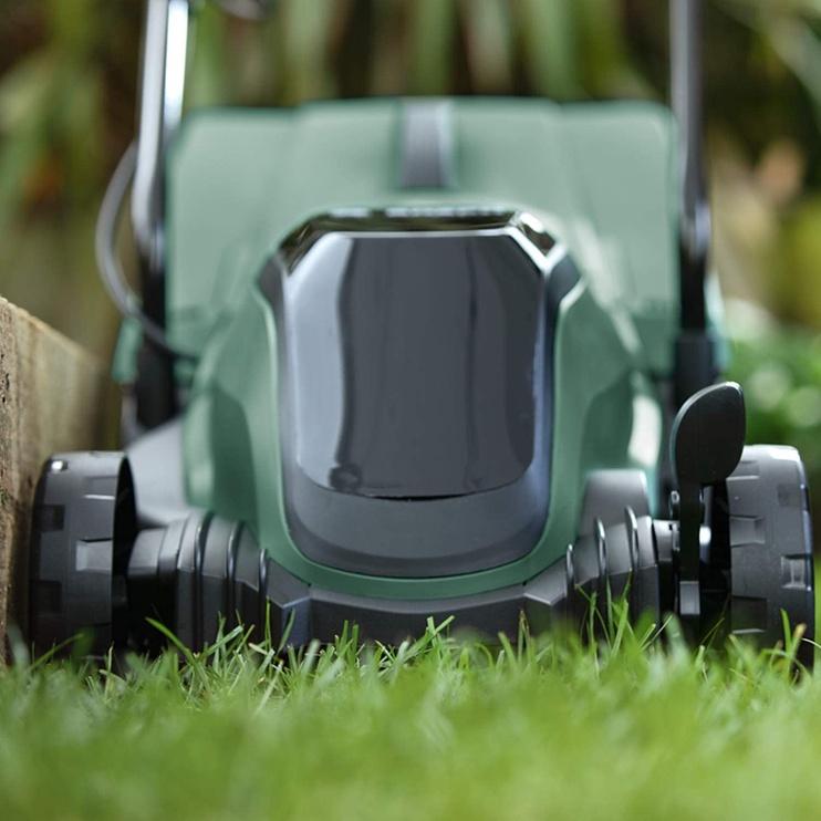 Аккумуляторная газонокосилка Bosch CityMower