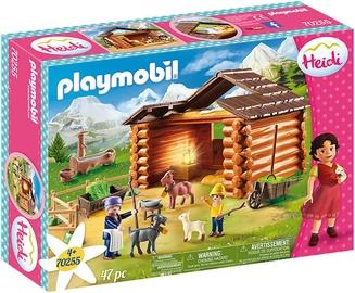 Playmobil Heidi Peters Goat Stable 70255