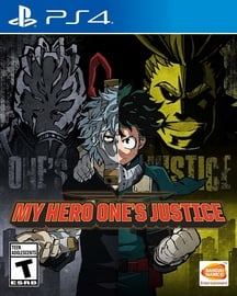 My Hero One´s Justice PS4