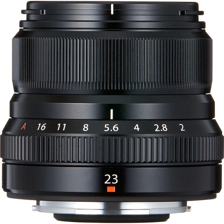 Fujifilm XF 23mm f/2.0 R WR Black
