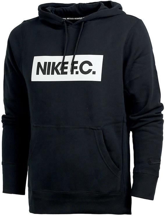 Nike F.C. Mens Football Hoodie CT2011 010 Black M