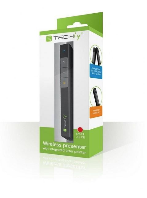 Пульт для презентаций Techly