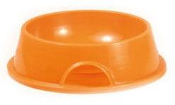Record Bowl 18cm Orange
