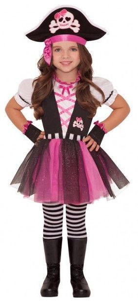 Amscan Pirate Girl Costume 999698
