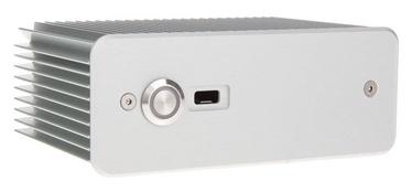 Impactics Intel NUC Case D2NU1-USB-S Silver