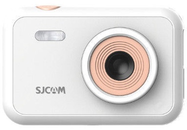 SJCam FunCam Kids Digital Camera White