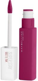Lūpų dažai Maybelline Super Stay Matte Ink Liquid 120, 5 ml