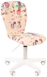 Детский стул Chairman 105 Princess White, 560x380x880 мм