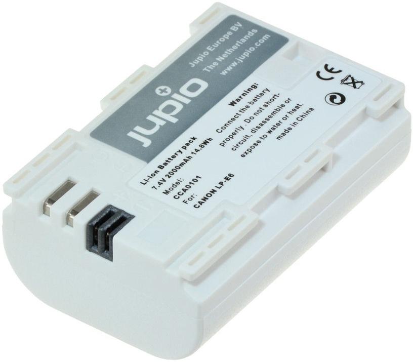 Jupio LP-E6 Ultra Battery
