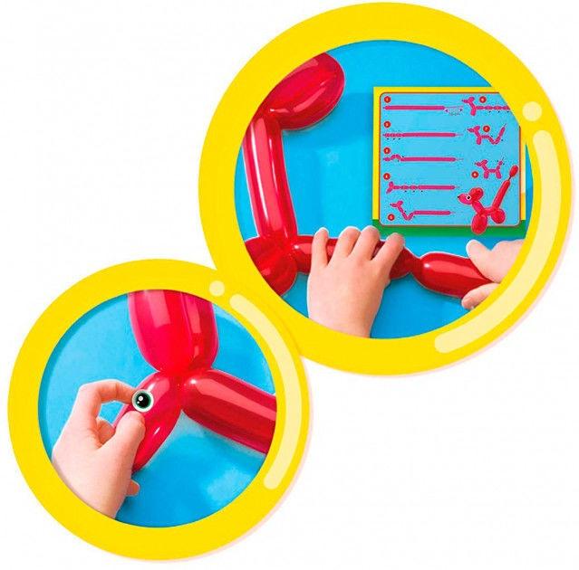 Dekoravimo rinkinys SES Creative Twisting Balloons 14017S