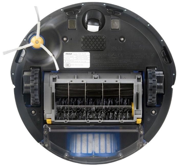 Dulkių siurblys - robotas iRobot Roomba 605