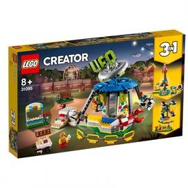 Konstruktorius LEGO Creator Fairground Carousel 31095