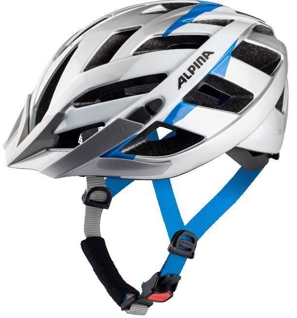 Шлем Alpina Panoma 2.0, серебристый, 560 - 590 мм