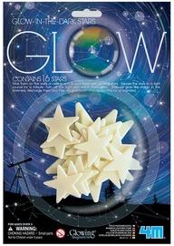 Dekorēšanas komplekts 4M Glow Stars 5210