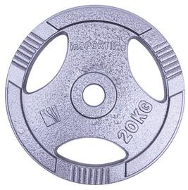 inSPORTline Hamerton Steel Plate 20kg
