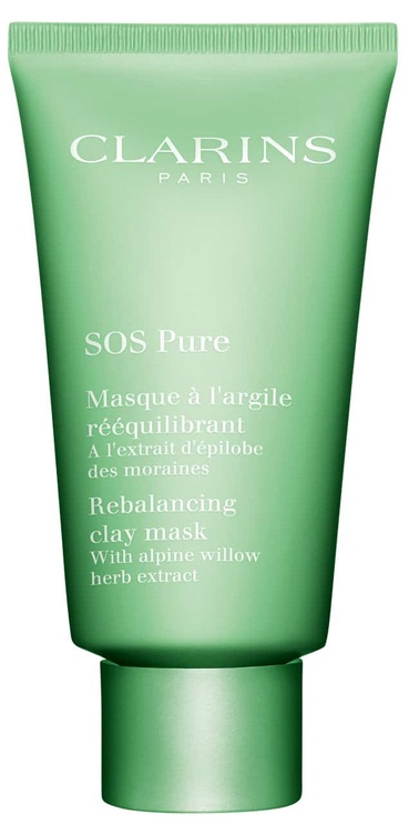 Clarins SOS Pure Face Mask 75ml