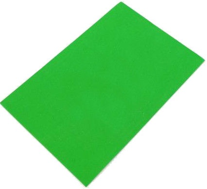 Avatar Rubber Sheet A4 Green