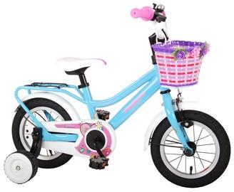 """Vaikiškas dviratis Volare Brilliant 91243 2021, mėlynas, 12"""""""