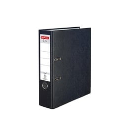 Herlitz Q File Protect 11167061 Black