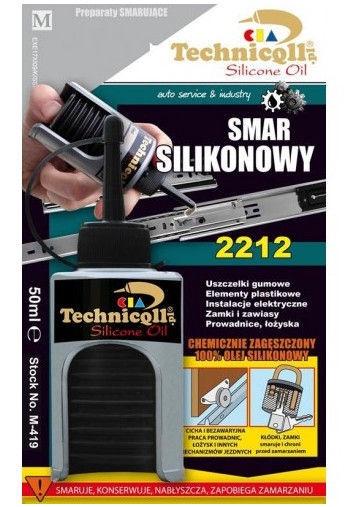 Technicqll Silicone Oil 50ml