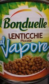 Garuose ruošti lęšiai Bonduelle, 425 ml