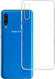 3MK Clear Phone Case for Samsung Galaxy A50 Transparent