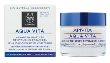 Apivita Aqua Vita Advanced Moisture Revitalizing Cream 50ml