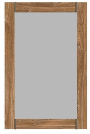 Peegel Black Red White Gent Stirling Oak, riputatav, 101x66 cm