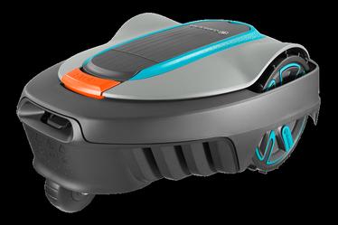 Zāles pļāvējs – robots Gardena Sileno City R50Li, 500 m²