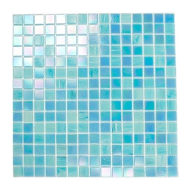 Stiklo mozaika BTG20R30/2, 32,7 x 32,7 cm