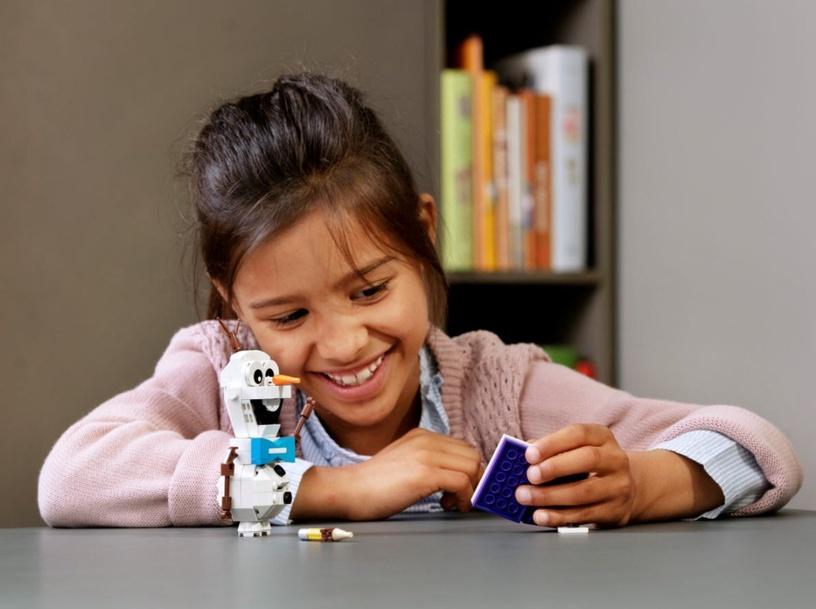 Конструктор LEGO Disney Olaf 41169 41169, 122 шт.
